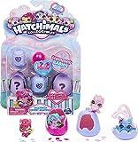 Hatchimals CollEGGtibles Shimmer Babies Multipack mit 4 Hatchimals und Baby-Überraschung