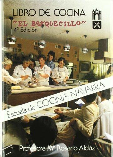 Libro de cocina 'el bosquecillo'