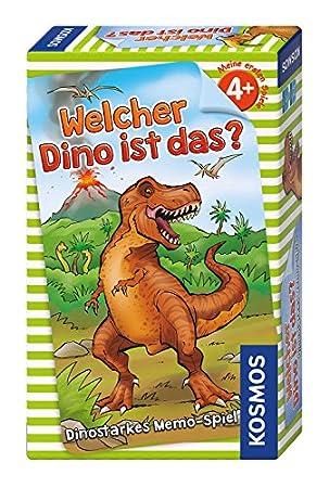 KOSMOS Spiel - Welcher Dino ist das?