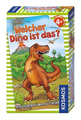 KOSMOS Spiele 711313 - Welcher Dino ist das?
