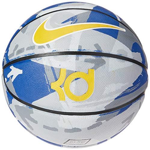 Nike KD Playground 8P Pallone da basket unisex per adulti, multicolore, 7