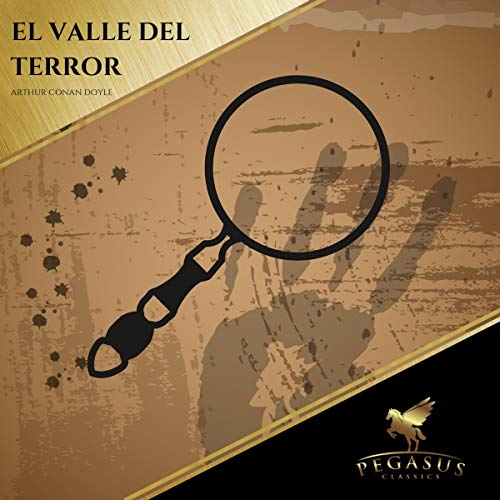 El Valle del Terror audiobook cover art