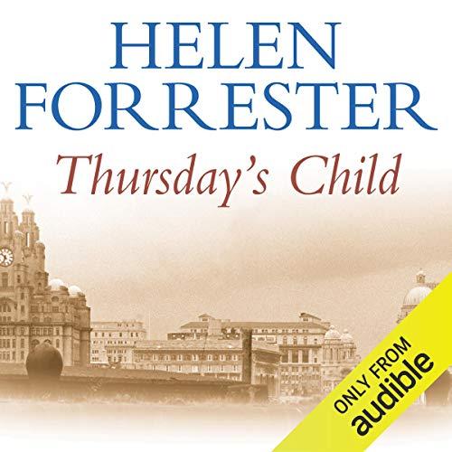 Thursday's Child audiobook cover art