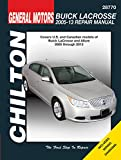 Buick LaCrosse, 2005-13 Repair Manual: Covers U.S. and Canadian models of Buick LaCrosse a...