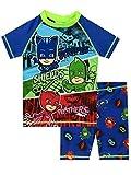 PJ Masks Boys' Two Piece Swim Set Multicolor Size 6