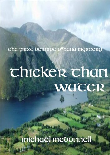 Thicker Than Water (A Dermot O'Hara Mystery Book 1) (English Edition)