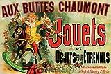 1art1 Publicité Historique Poster - Jouets (91 x 61 cm)