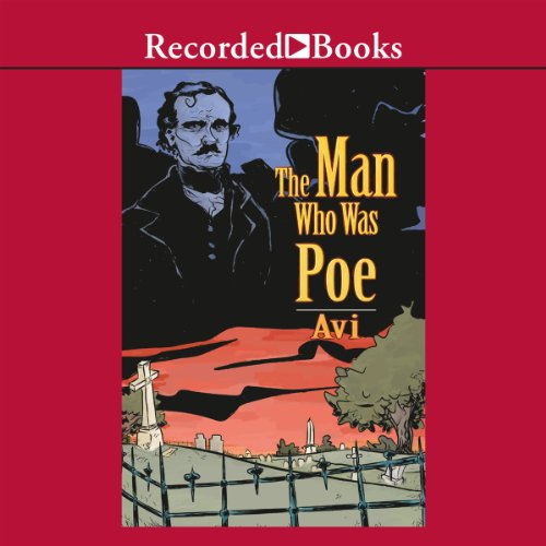 The Man Who Was Poe cover art