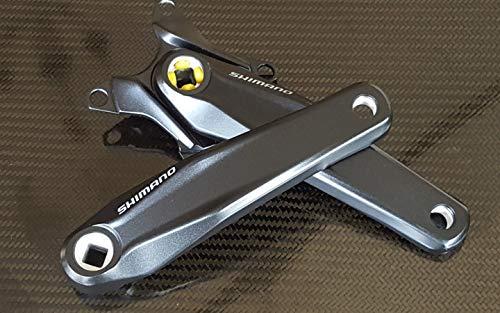 B-Creative Alivio M430 M431 Crank Arms (NEW) mountainbike krukken (PAIR) krukas