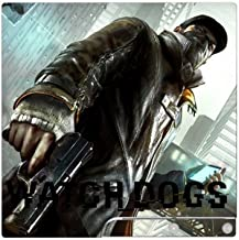 Watch Dogs Game Skin for Sony Playstation 3 Slim Console