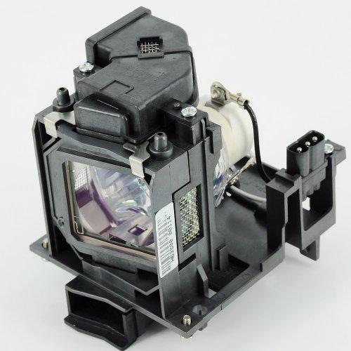EU-ELE LV-LP36 / 5806B001 - Lampadina di ricambio compatibile con alloggiamento per proiettore CANON LV-8235/LV-8235 UST