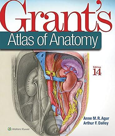 Grant's Atlas of Anatomy (Grant, John Charles Boileau//Grant's Atlas of Anatomy) (English Edition)