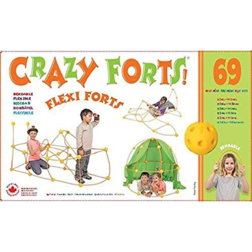 Everest Toys Flexi-Forts Set by Everest Toys
