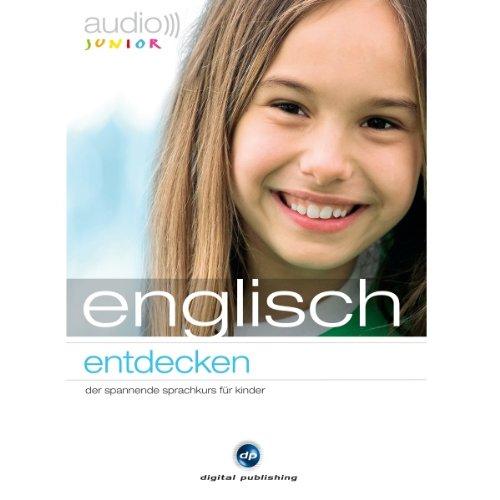 Audio Englisch entdecken. Der Spannende Sprachkurs für Kinder Titelbild