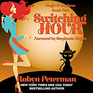 Switching Hour: Magic and Mayhem Book One Titelbild