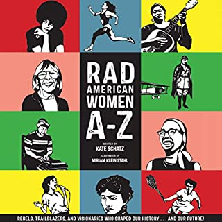 Rad American Women A-Z cover art