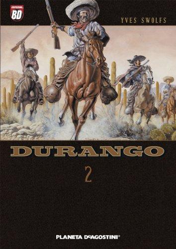 Durango nº 02 (BD - Autores Europeos)