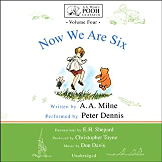 Now We Are Six cover art