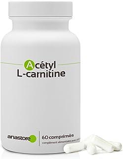 Acetil L - carnitina * 500 mg / 60 capsule *Purezza garantita 99% * Problemi alla vista, Sbalzi d'umore, Rendimento sportivo * 100% SODDISFATTI o RIMBORSATI
