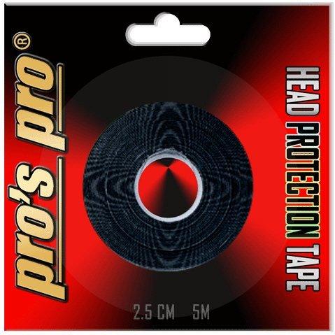 Tennisschläger Protection Tape Kopfschutzband 5m (2.5cm)