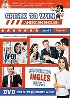 Speak to Win: American English DVD Level 1 Beginner ESL Aprenda Ingl�s Americano