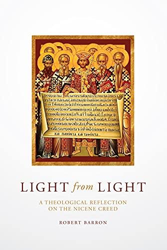 Light from Light by [Robert Barron]