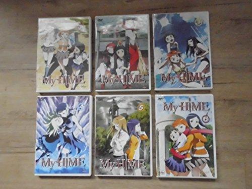 My-HiME - Vol. 1 bis 6, Die komplette Serie (6 DVDs)