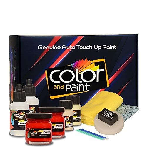 Color And Paint Compatible con/FIAT Regata/Verde Indy - 351/A/Touch-UP Sistema DE Pintura Coincidencia EXACTA/Pro Care