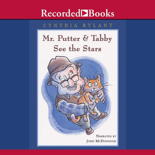 Mr. Putter & Tabby See the Stars audiobook cover art