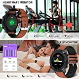 Zoom IMG-1 smartwatch orologio fitness tracker uomo
