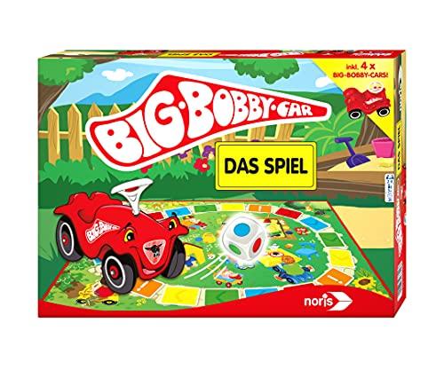 Noris NOR13790 BIG-BOBBY-CAR, Das Spiel - ein...