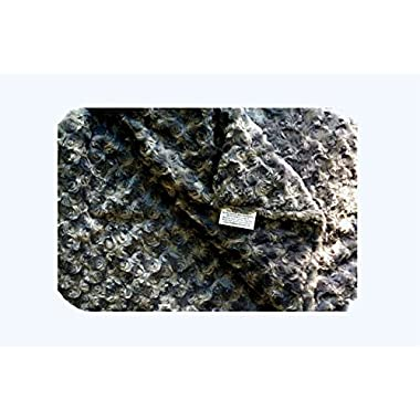 The Magic Weighted Blanket in Luxurious Soft Chenille (42 x 60-12 lb, Grey Chenille)