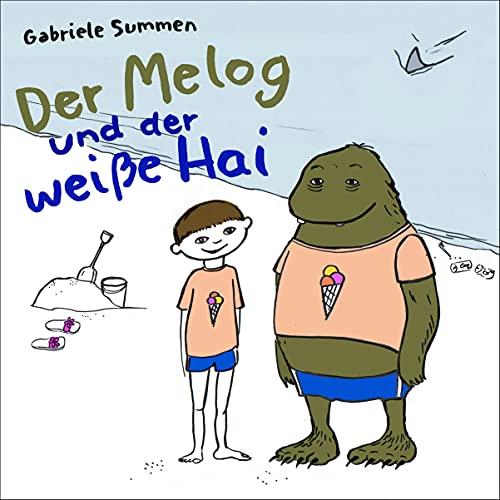 『Der Melog und der weiße Hai』のカバーアート
