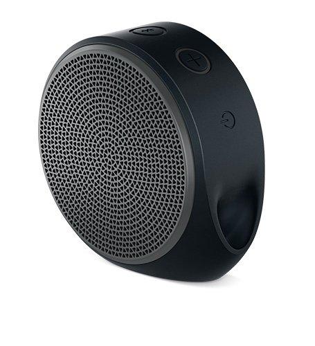 logitech bluetooth speakerphones Logitech 984-000353 X100 Mobile Wireless Speaker, Grey