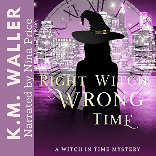 Right Witch Wrong Time Titelbild