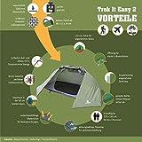 Outdoorer Trekkingzelt Trek It Easy 2P - 3