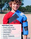 Pro Ice - Ice Insert Set for PI220 Youth Shoulder-Elbow Cold Therapy Wrap #1