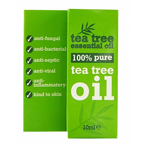 Tea Tree Oil - Tea Tree Essential Oil 100% -10ml