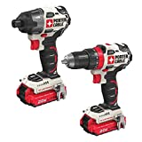 Best Brushless Drills - PORTER-CABLE 20V MAX Cordless Drill Combo Kit, Brushless Review