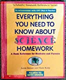 Everything You Need to Know About Science Homework (Scholastic Homework Reference)