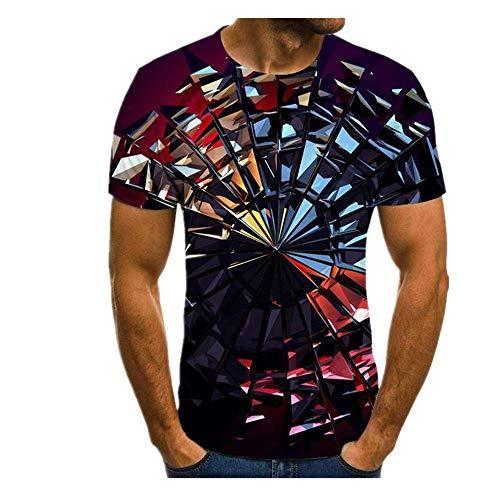 N\P Verano Vortex Camiseta Hombres Mujeres Camiseta Manga Corta Hip Hop Linda Camiseta