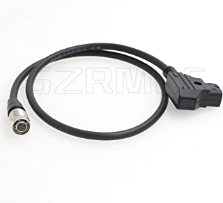 SZRMCC Hirose 4 pin Female to d tap Power Cable for SmallHD DP7 PRO and AC7 OLED Monitor