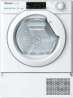 Candy Smart Pro BCTD H7A1TE-S Sèche-linge pompe à chaleur, sèche-linge intégré, 7 kg, tiroir Easy Case 5 l, Wi-Fi, repassa...