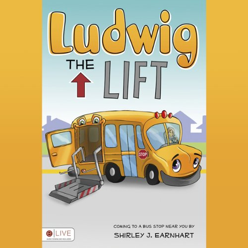 Ludwig the Lift copertina