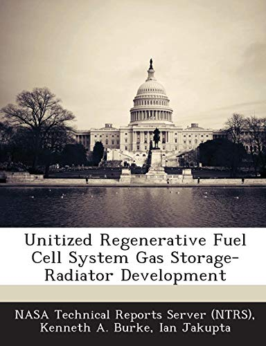 Unitized Regenerative Fuel Cell System Gas Storage-Radiator Development