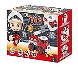 BUKI France 9022 Camion de Pompier RC