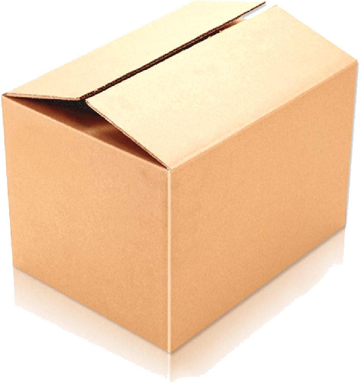 KKCF Faltkarton Versandkarton 10 20 Pro Pro Pro Packung Braun 5 Lagen Wellpappe Stoßfest Spannungsfestigkeit Lager Mailing, 4 Größen B07GLHYB2T    | Genialität  f61d15