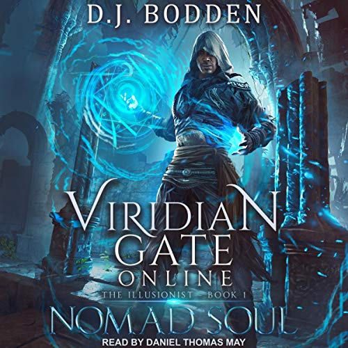 Page de couverture de Viridian Gate Online: Nomad Soul