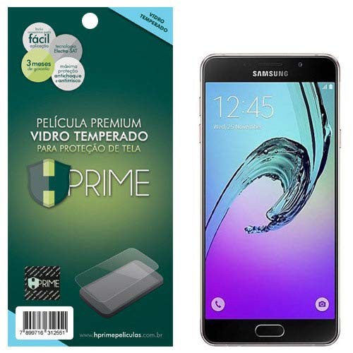 Pelicula de Vidro temperado 9h HPrime para Samsung Galaxy Note 7, Hprime, Película Protetora de Tela para Celular, Transparente