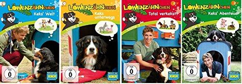 Löwenzähnchen - Staffel 1+2+3+4 * DVD Set
